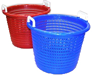 Request a quote: Fish baskets 45 l