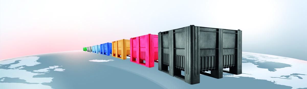 Craemer Palettenboxen
